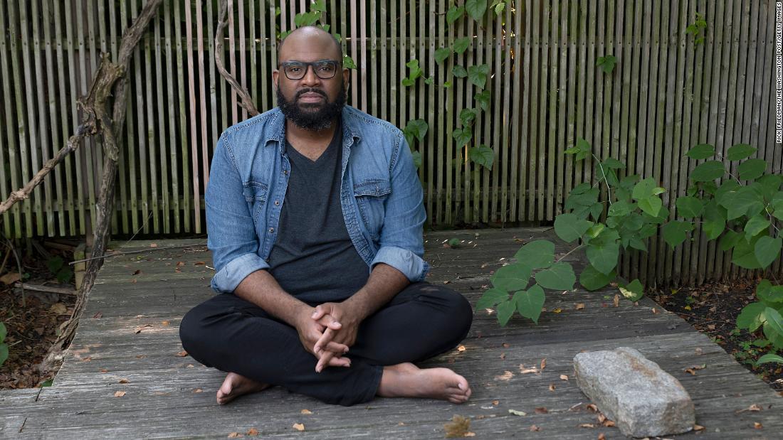 Guru Lama Rod Owens: Finding enlightenment through sitting with discomfor