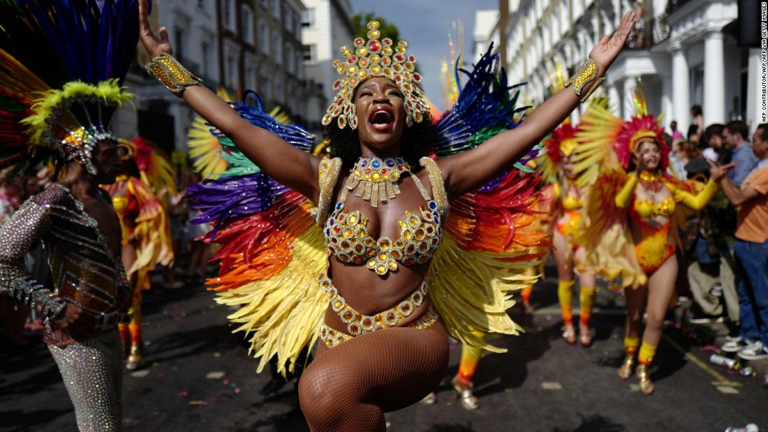 Notting Hill Carnival canceled second year in a row