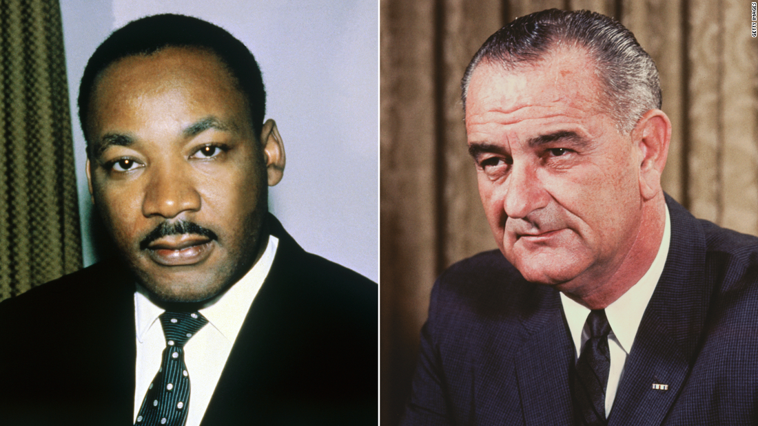 MLK and LBJ's children: Our fathers' vision for voting rights is under attack again