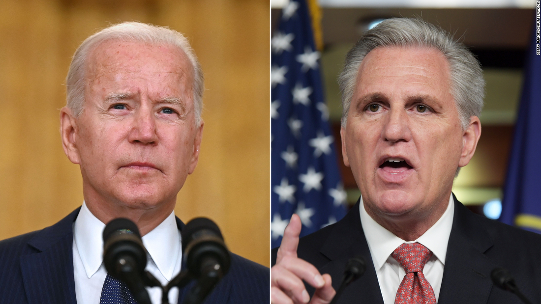 Republicans split on strategy to make Biden pay a political price for Afghanistan