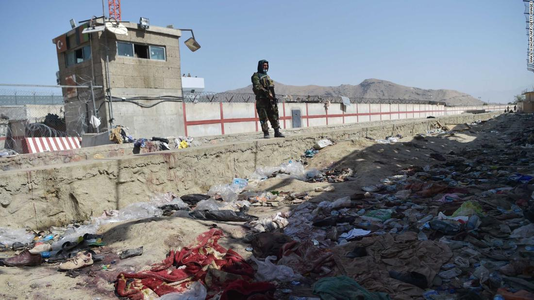 What is ISIS-K, the terror group claiming the Kabul airport attack?